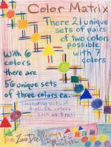 Grimoire, 005, Color Matrix
